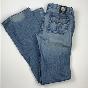 Rock & Republic Flap Pocket Jeans Size 28